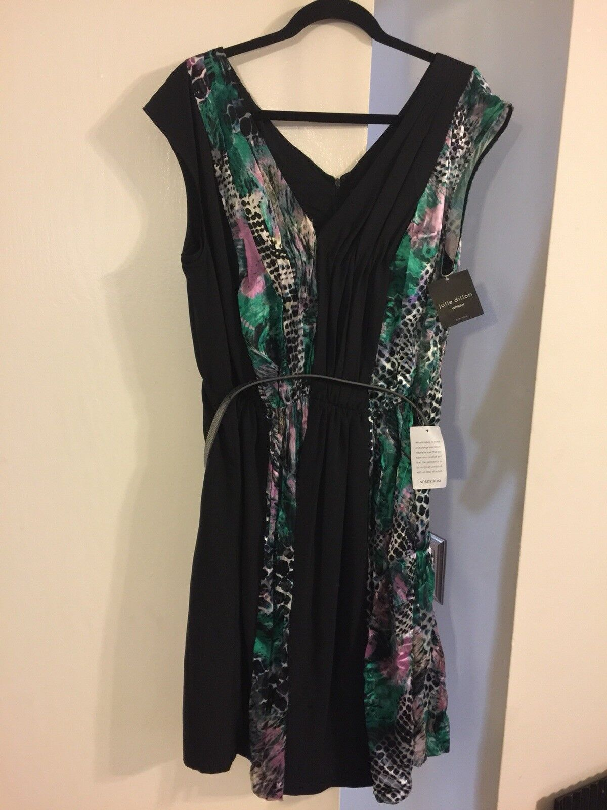 Julie Dillon Dress Womens Size 16W New With Tags