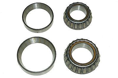Honda CB100N headrace bearing set (1978-1987) - taper roller bearings