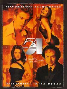 54 original movie poster salma hayek ryan phillippe ebay