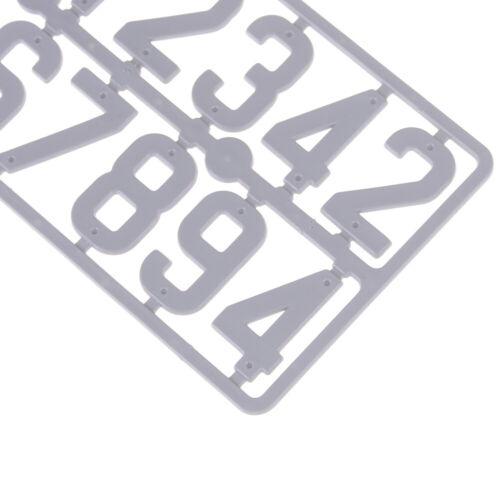 beehive plastic card number sign frame marking boardbeekeeping TDO