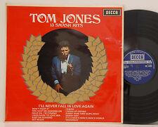 Tom Jones       13 Smash Hits         NM # C