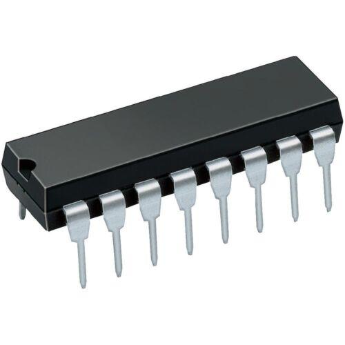 dip16 New #bp 10 PCs 74hc595 sn74hc595n 8 bits schieberegister 8-bit Shift reg