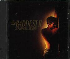 Kubota Toshinobu - THE BADDEST II - Japan CD - J-POP - 15Tracks