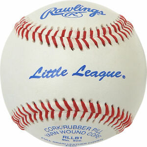 Details about Rawlings RLLB-1 RS Stamped Baseball - 1 Dozen