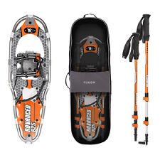 Yukon Charlie's Advanced 8 x 25 in. Men's Snowshoe Kit w/ Poles & Bag | 80-3002K