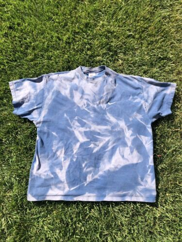 Men's Vintage Nike Faded Shirt XXL 2XL Sun Faded 9