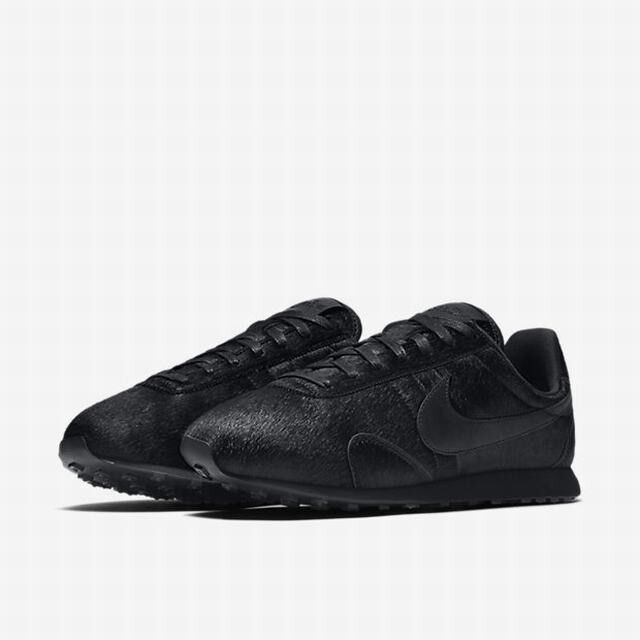 NIKE PRE TRAINERS MONTREAL RACER VNTG PRM TRAINERS PRE - BLACK - 844930 002 - UK 5, 6, 7, 9 13813d