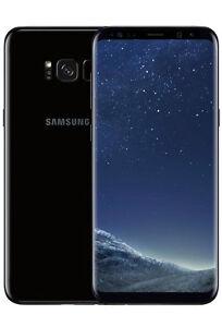 SAMSUNG-GALAXY-S8-PLUS-64GB-BLACK-NERO-GARANZIA-ITALIA-BRAND-SM-G955F-64-GB