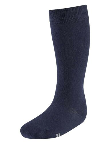 Traditional Girls Knee High Cotton Rich School Socks In 5 Colours /& Adult Sizes