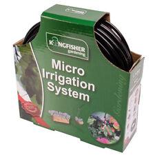 23M Kit De Riego Micro Riego Automático de jardín de Plantas Sistema de Goteo de efecto invernadero