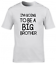 miniature 2 - I'm Going To Be A Big Brother Kids T-Shirt Pregnancy Announcement Tee Top