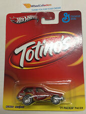 '77 Packin Pacer Totino's * Hot Wheels Pop Culture General Mills * N66