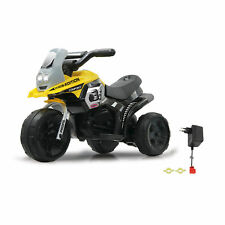 Ride-On Electric Trike Racer Yellow 6V