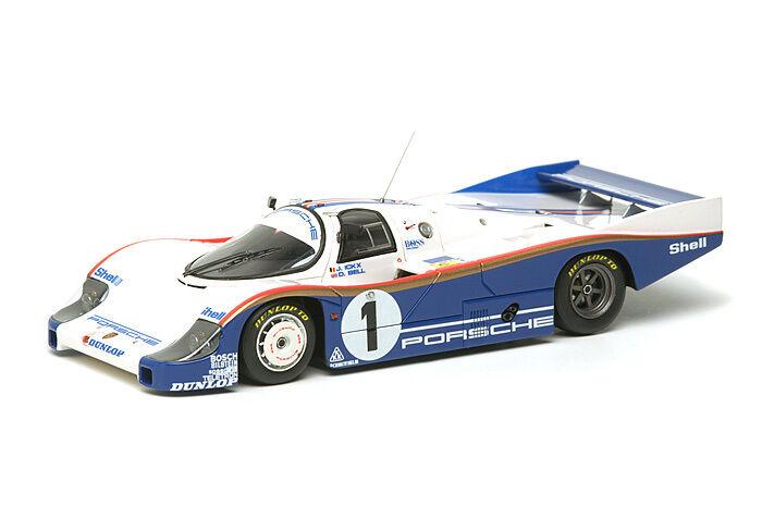 Makeup/VISION VM007B 1:43 Porsche 956 Team Porsche Le Mans 1983  1