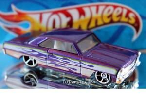 2018 Hot Wheels Multi Pack Exclusive 66 Chevy Nova Purple Ebay