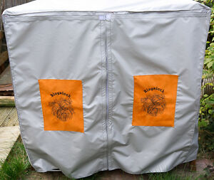 Dog-Show-Trolley-Cage-Cover-Personalised