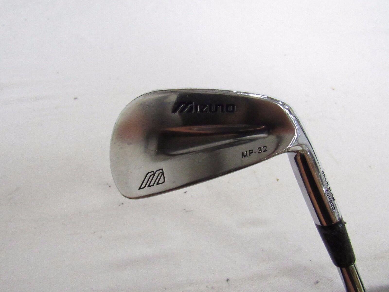 Mizuno MP-32 solo 6-Hierro dinámico S300 oro Acero rígido  (s) MP32 Flex utilizado mano derecha  diseño simple y generoso