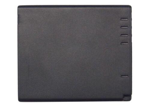 Li-ion batería para Panasonic Lumix Dmc-fs15 Lumix Dmc-fx48k Lumix Dmc-fh20r Nuevo