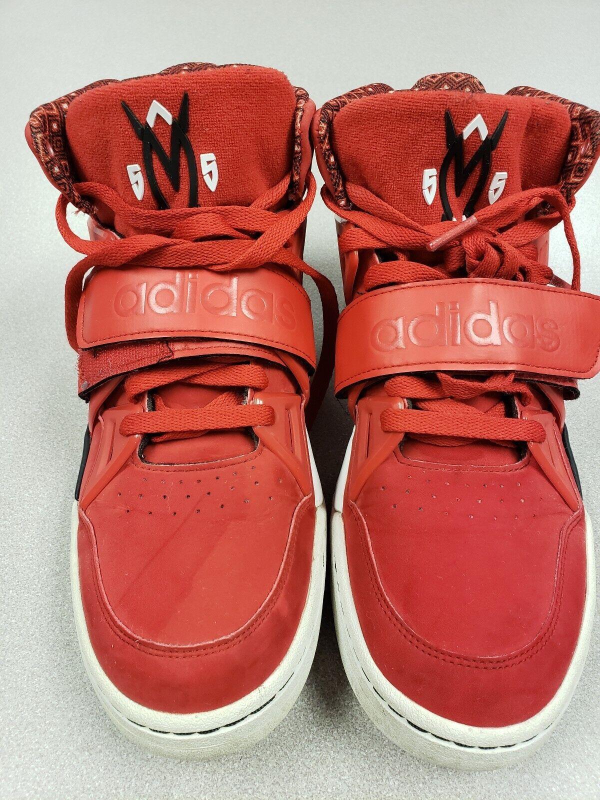 Adidas mutombo 55 basket di nascosto.dimensione 10 | Qualità Eccellente  Eccellente  Eccellente  0306a4