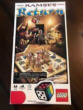 3855 RAMSES RETURN lego NEW legos GAME
