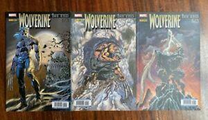 MARVEL MINISERIE # 58/60 - WOLVERINE / The End - Panini Comics 2005