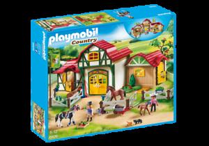 Playmobil-6926-granja-caballo-grande-nuevo