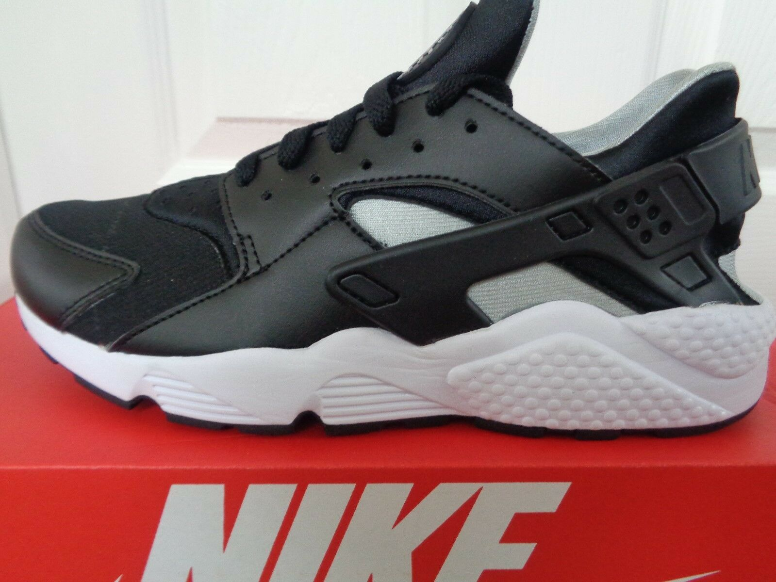 Nike Air Huarache homme  trainers sneakers 318429 029 uk 7.5 eu 42 us 8.5 NEW+BOX