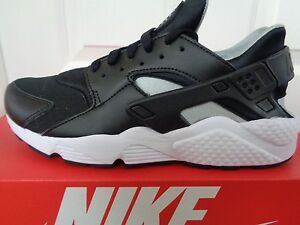 Nike Air Huarache Sneaker Uomo Scarpe da ginnastica 318429 005 UK 10 EU 45 US 11 Nuovo Scatola
