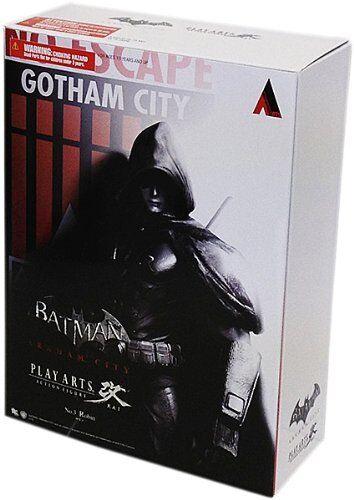 Square Enix Robin  Batman Arkham City , Jugar Arts Kai