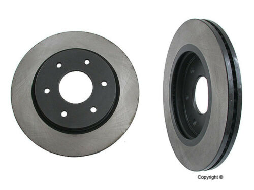 Disc Brake Rotor-Original Performance Front WD Express 405 38 158