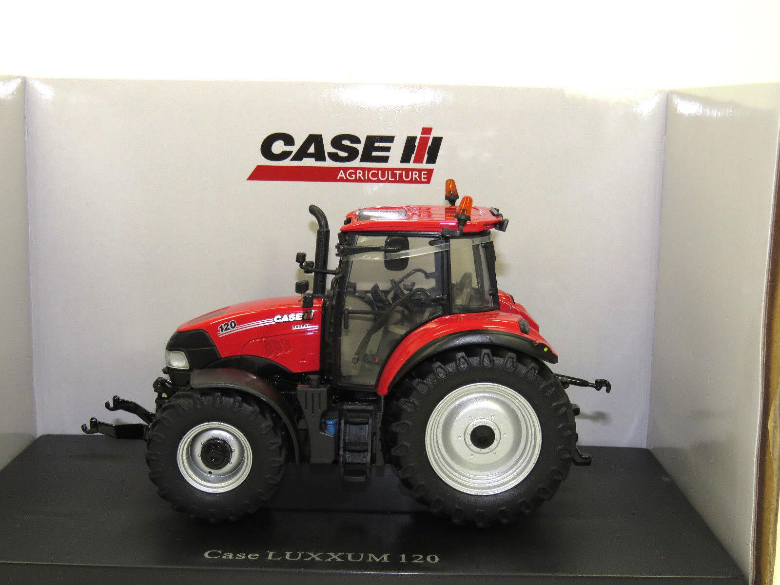 UH 4906 Case IH Luxxum 120 Tracteur 1 32 nouvelles en emballage d'origine