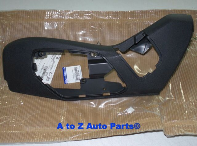 2005-2010 Jeep Commander Seat Outer Power Seat Cover Driver Side NEW MOPAR OEM