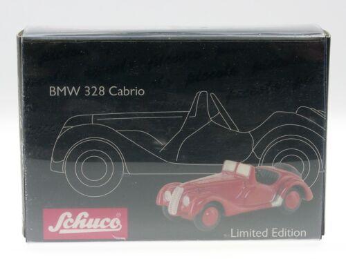 """Schuco Piccolo bmw 328 convertible /""""techno Classica 2005/"""" # 50577000"""
