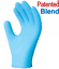 Disposable-gloves-in-Nitech-by-Ronco-375-powder-free-blue-900-gloves-cs miniature 1