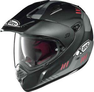 X Lite X 551 Gt Calama Red 023 Adv Motorcycle Helmet Small Sale Ebay