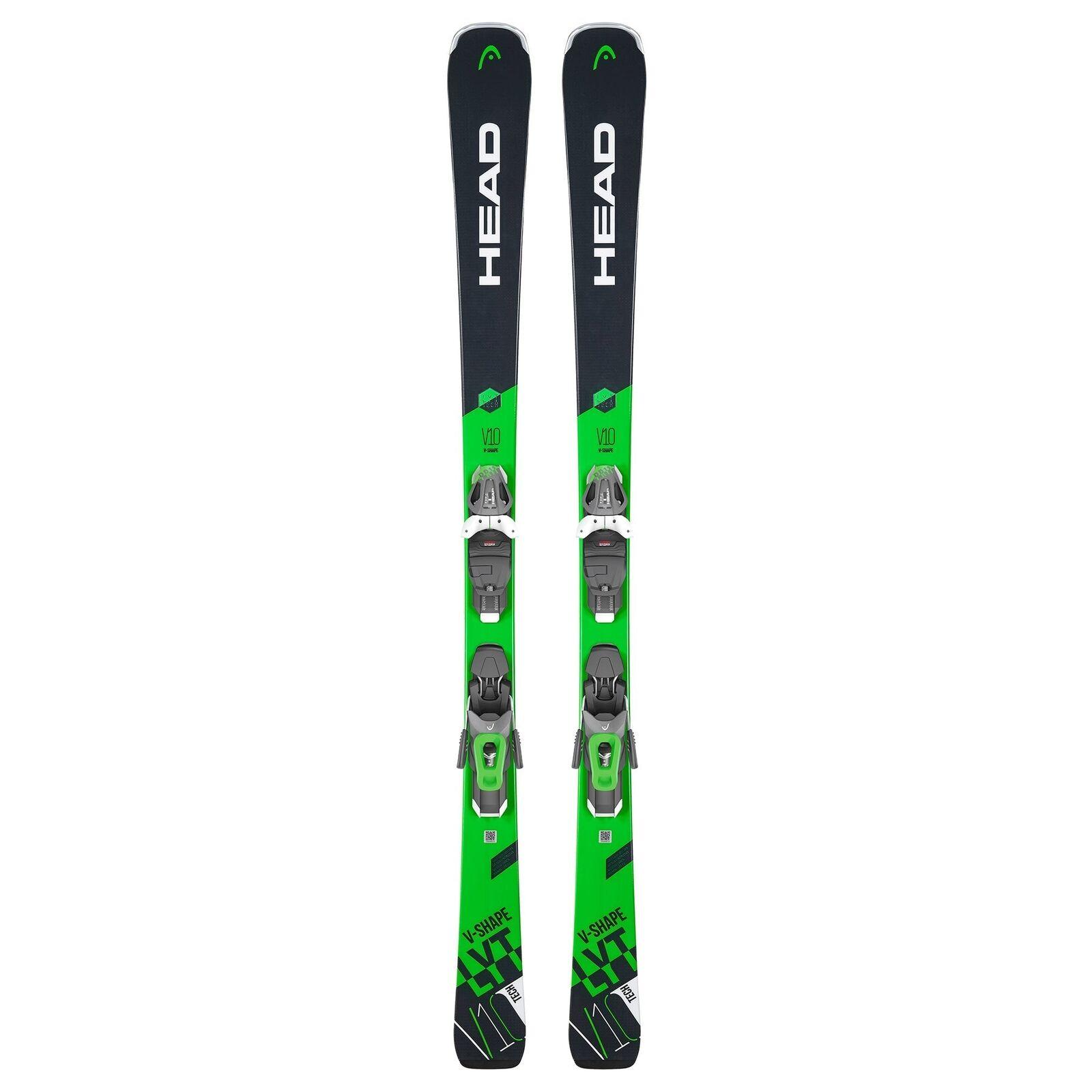 Head + V-Shape V10 LYT Ski + Head PR 11 GripWalk Binding c6431a