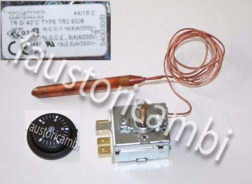 IMIT TERMOSTATO CON CAPILLARE CM 150 TR2 0 40 °C  9328 TERMOMETRO CON SONDA RAM