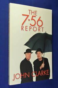 THE-7-56-REPORT-John-Clarke-BOOK-John-Clarke-amp-Bryan-Dawe-Interviews