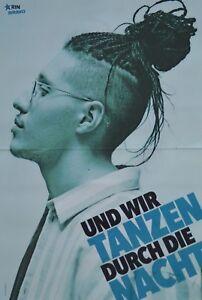 RIN-A3-Poster-ca-42-x-28-cm-Rapper-Clippings-Fan-Sammlung-NEU