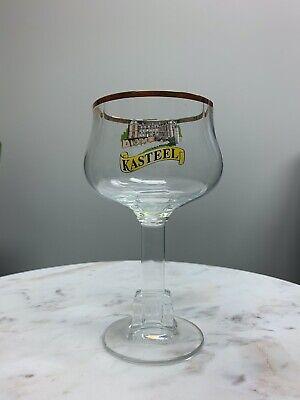 BEER STEMMED CHALICE GLASS GOBLET DESPERADOS TEQUILA LAGER 100/% RECYCLED!
