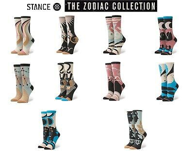 Stance Women/'s M 8-10.5 Aries Zodiac Sign Collection Socks 200 Everyday Crew