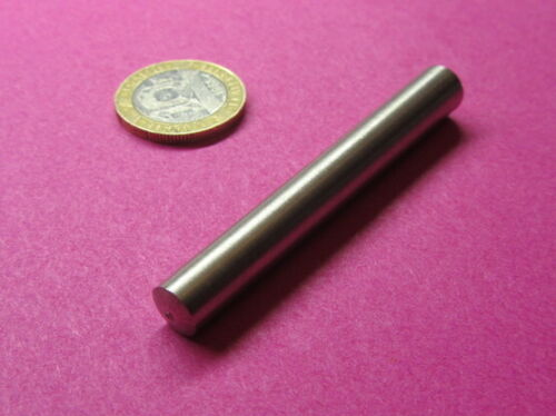 """Stainless Steel Taper Pin No 6 .341 Large End x .289 Small End x 2.50/"""" L 3 Pcs"""