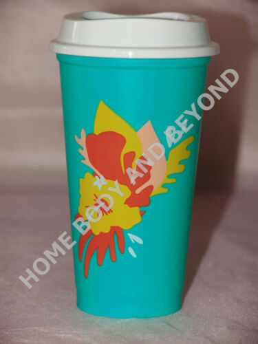 STARBUCKS Summer Reusable Grande 16 OZ Plastic Coffee Tea Hot Cup Mug You Choose