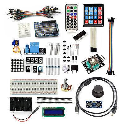 35 Set Sensor Breadboard Starter Kit For Arduino Mega2560 UNO R3 Raspberry Pi DE