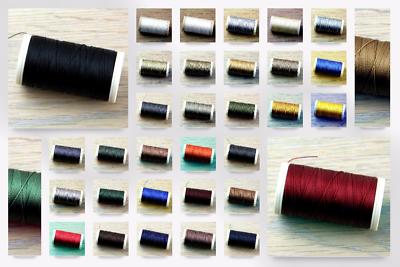 5x Coats Nylbond Thread 5x60m Sewing Craft Tool Hobby Art UK 7530 Bulk Filoro