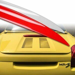 *Klavierlack Rund-Edge Spoiler Heckflügel Für BMW 1 Series E88 Cabrio 07-10