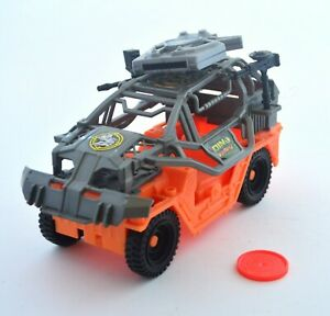 Chap-mei-DINO-VALLEY-Rare-DinosaurGate-playset-cehicle-protection-attack-jeep