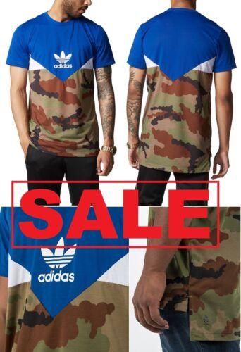 adidas Originals Mens Colorado Camo Mens T-Shirts  Mix sizes *NEW SALE