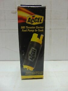 ACCEL 75169 Thruster 500 Series Electric In-Tank Fuel Pump