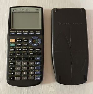 Texas-Instruments-TI-83-Plus-Graphing-Calculator-Excellent-Condition